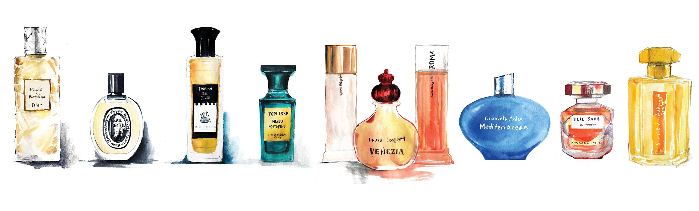śśródziemnomorskie perfumy