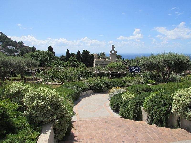 Certosa di San Giacomo na Capri, fot. Cezar Suceveanu
