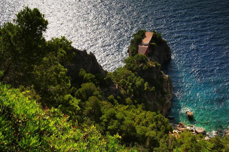 Villa Malaparte, fot. Arnaud 25
