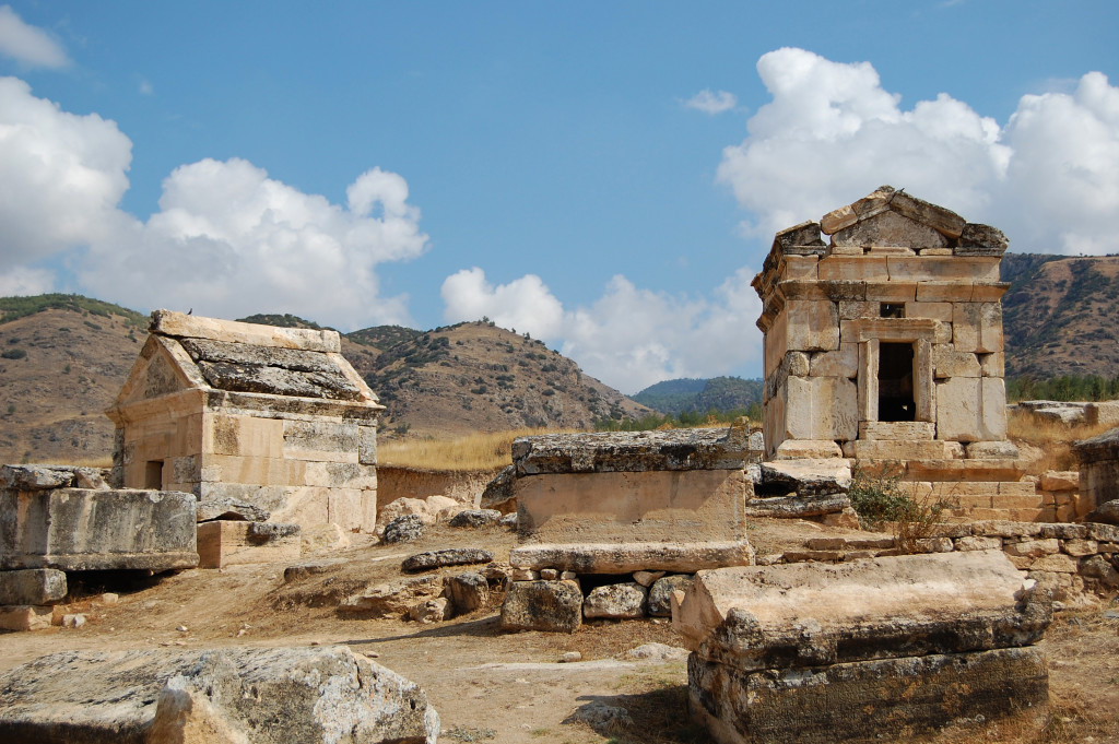Hierapolis, fot. Flickr / Fisherbray