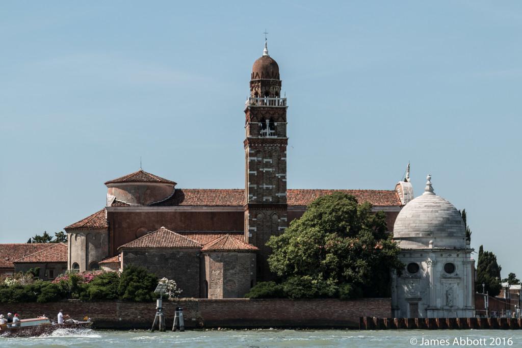 Cimitero di San Michele wWenecji, fot. Flickr / 105609641@N02