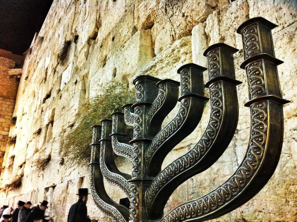 Jerozolima, grudzień 2014 roku. Fo.: Julia Wollner.