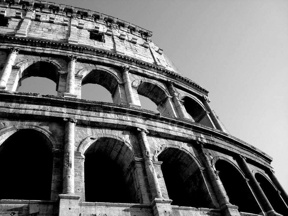 Koloseum. Fot. domena publiczna