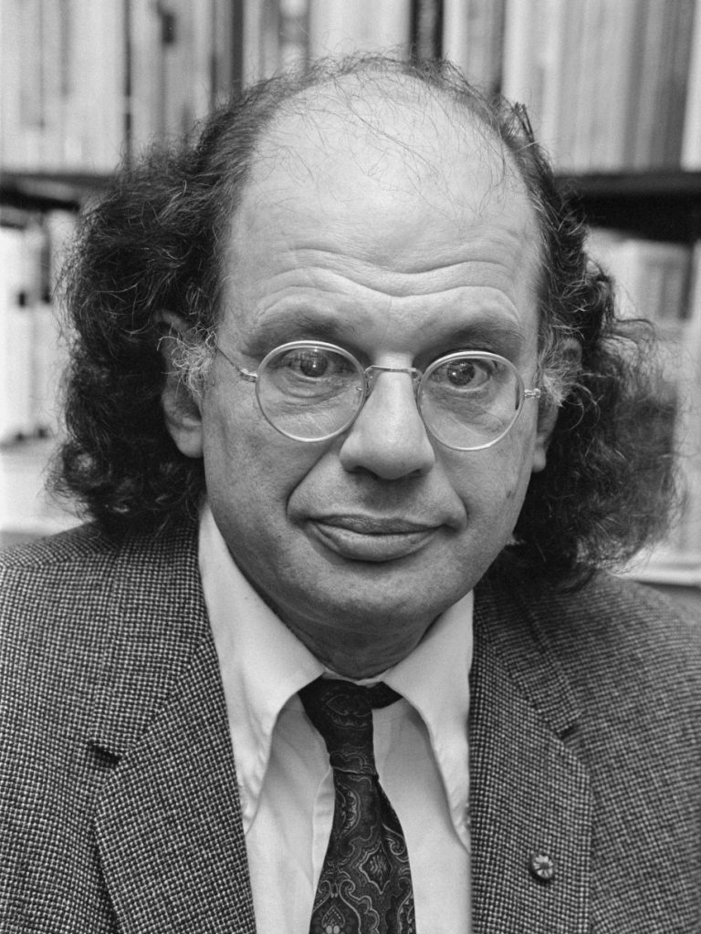 Allen Ginsberg. Fot. Dutch National Archives, The Hague, Fotocollectie Algemeen Nederlands Persbureau (ANEFO), 1945-1989, Creative Commons Attribution-Share Alike 3.0
