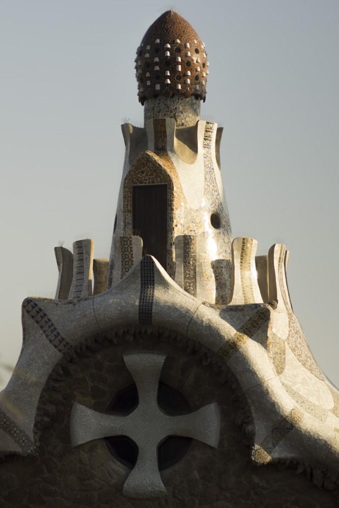 Park Güell, Barcelona, fot. Ignacy F. Heringa