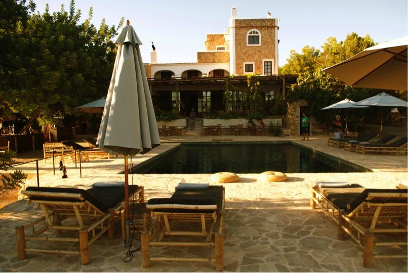 Hotel La Granja, fot. Eliza Kiljanek