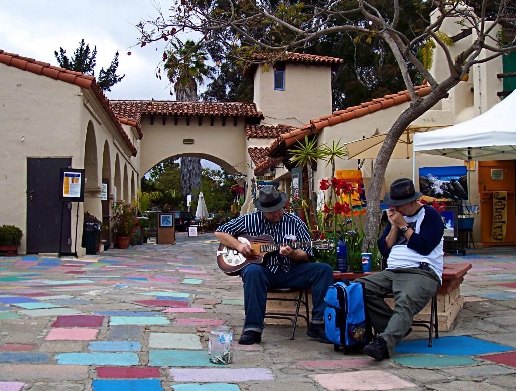 Spanish Village wParku Balboa, fot. Gentletouch1954 / Wikipedia Commons