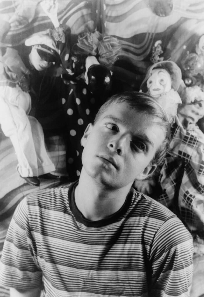 Bywalec Cafe de Paris wTangerze: Truman Capote. Library of Congress, Prints & Photographs Division, Carl Van Vechten Collection, [reproduction number, e.g., LC-USZ62-54231]