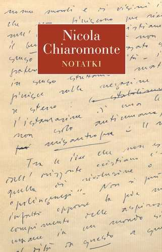 Chiaromonte Notatki