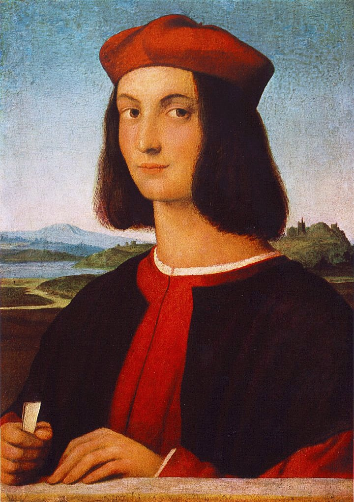 Pietro Bembo pędzla Rafaela