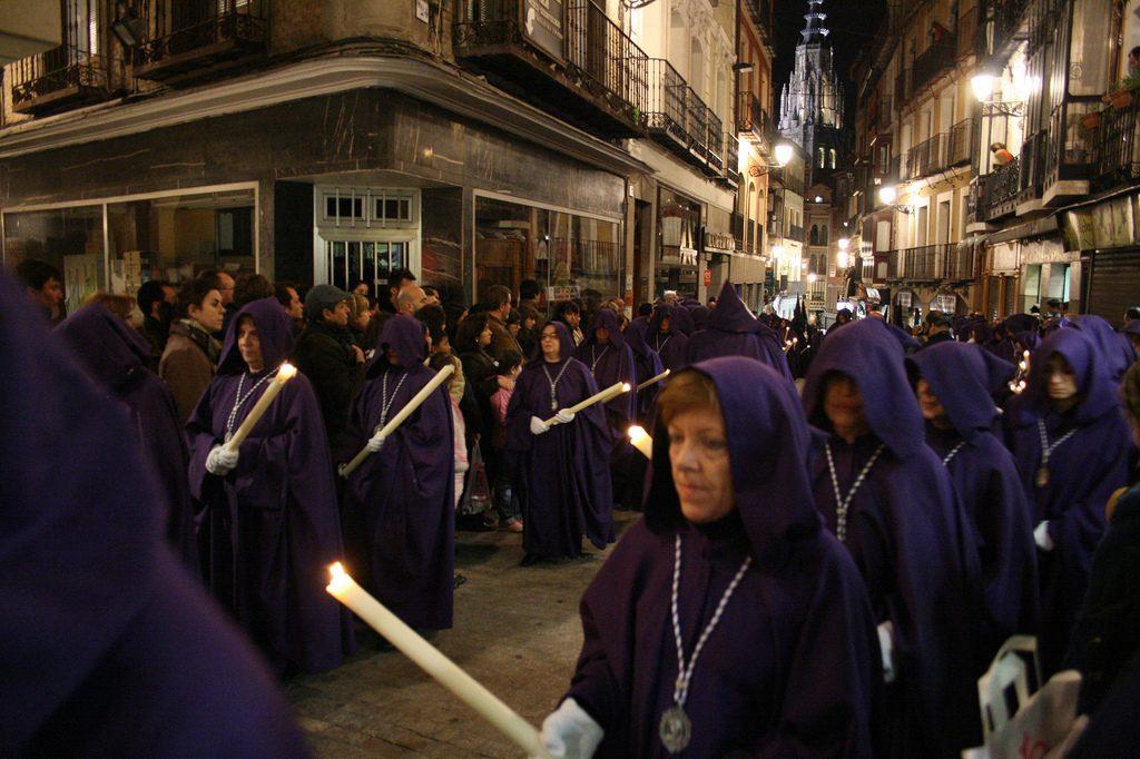 "Toledo, fot. Elentir / Flickr ""Toledo. Semana Santa 2010"" CC BY-SA 2.0"