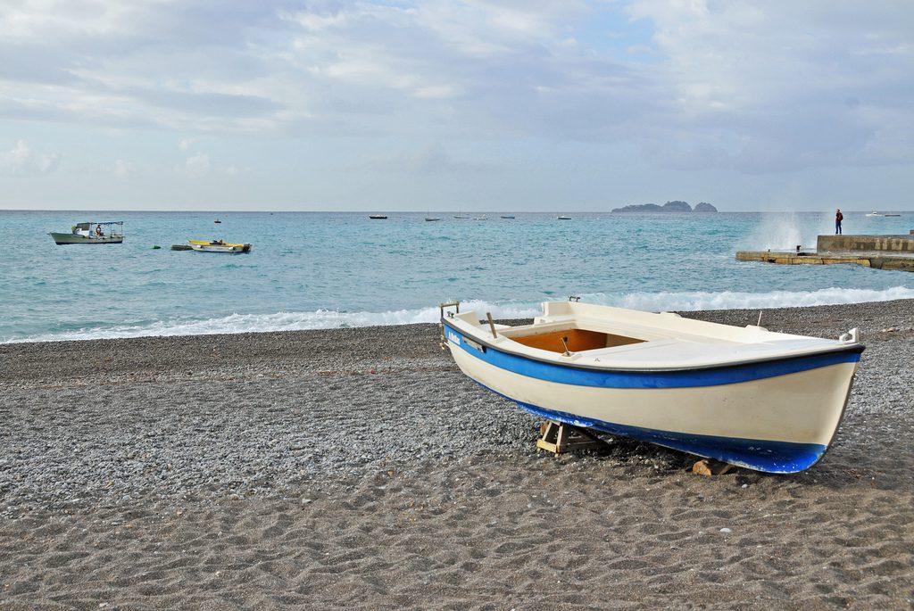Positano było kiedyś małą wioską rybacką. Fot. Dennis Jarvis / Flickr CC BY-SA 2.0