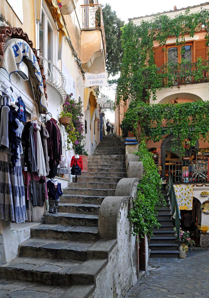 Schody, schody, schody... Fot. Dennis Jarvis / Flickr CC BY-SA 2.0