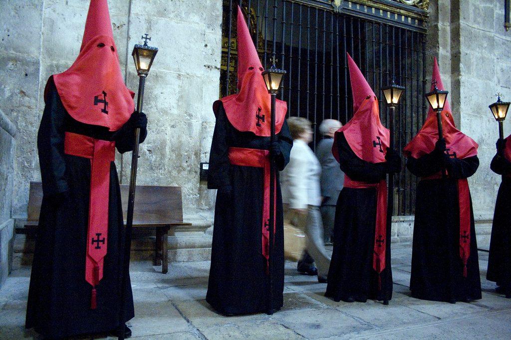 """Valladolid, fot. Ángel Cantero /Flickr """"Procesión Cristo de la Luz"""" CC BY-SA 2.0"""