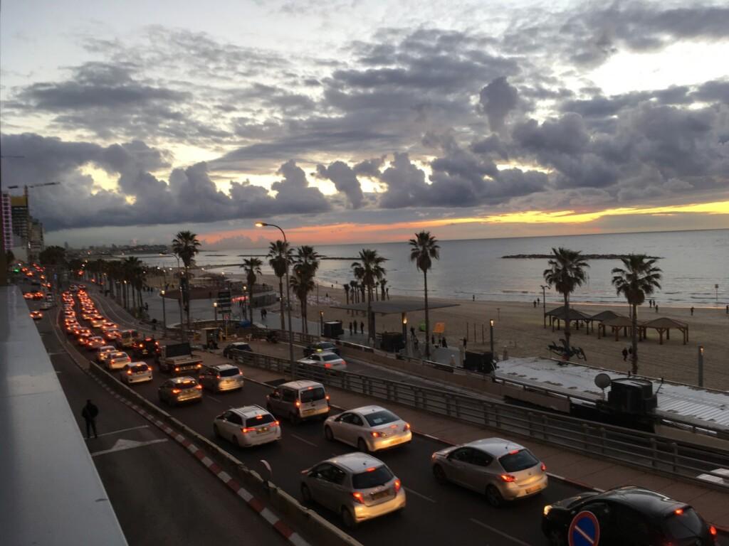 Tel Awiw. Fot. Julia Wollner