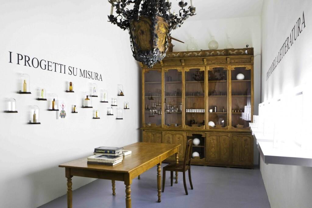 Wnętrze galerii. Fot. materiały prasowe marki Laura Tonatto