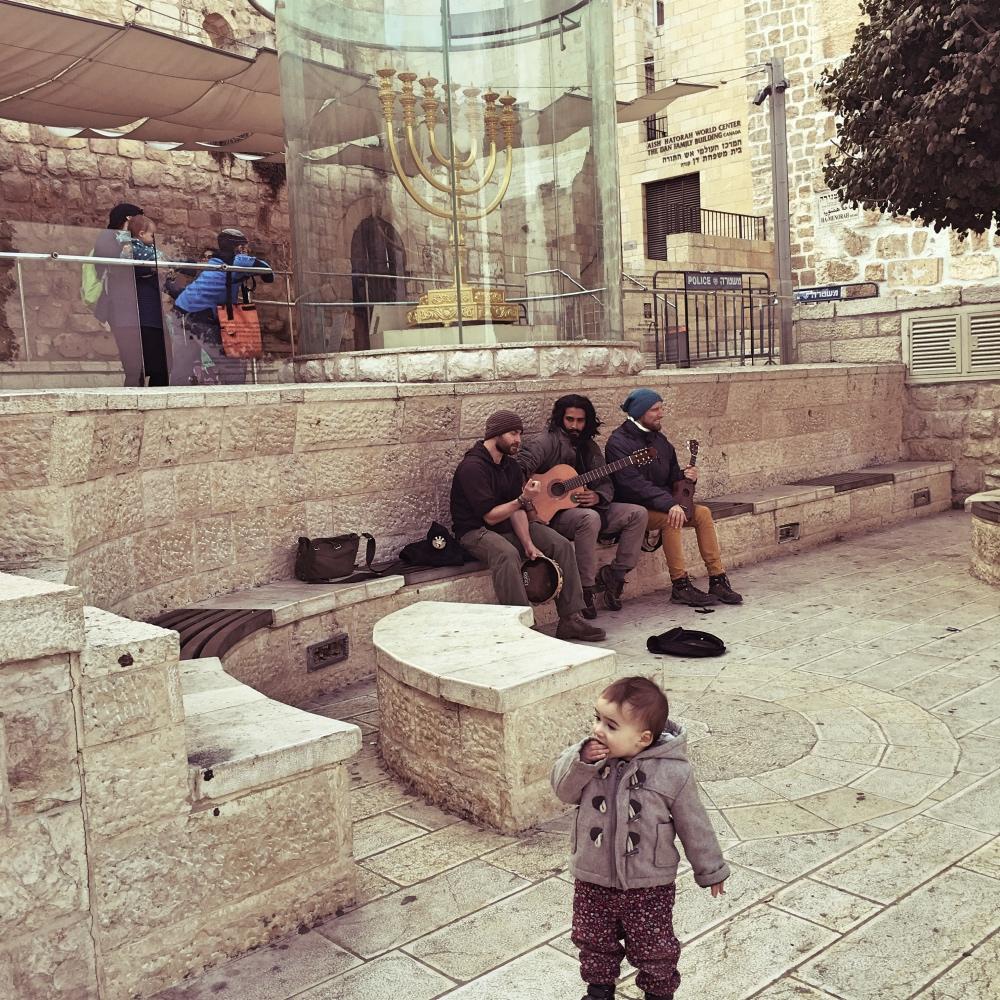 Dzieci to sama radość. Na zdjęciu: Jerozolima, fot. Julia Wollner