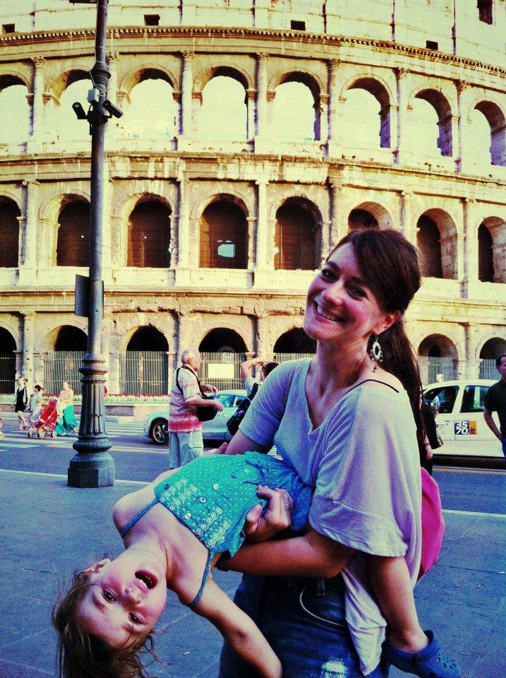 Czasem warto zobaczyć Rzym znowej perspektywy!