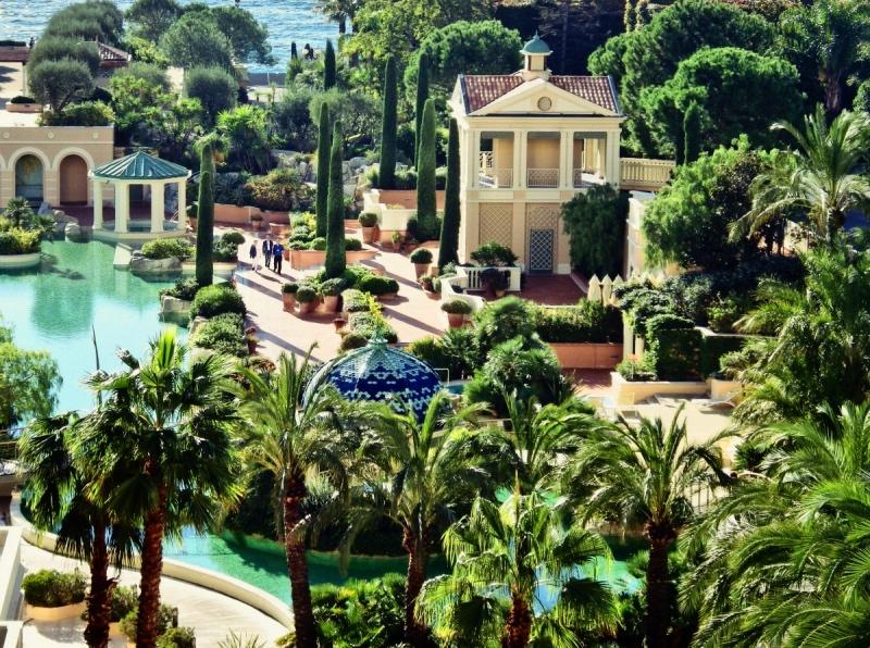 Luksusowe wille wMonako mają m.in. Eva Herzigova czy Ringo Starr.