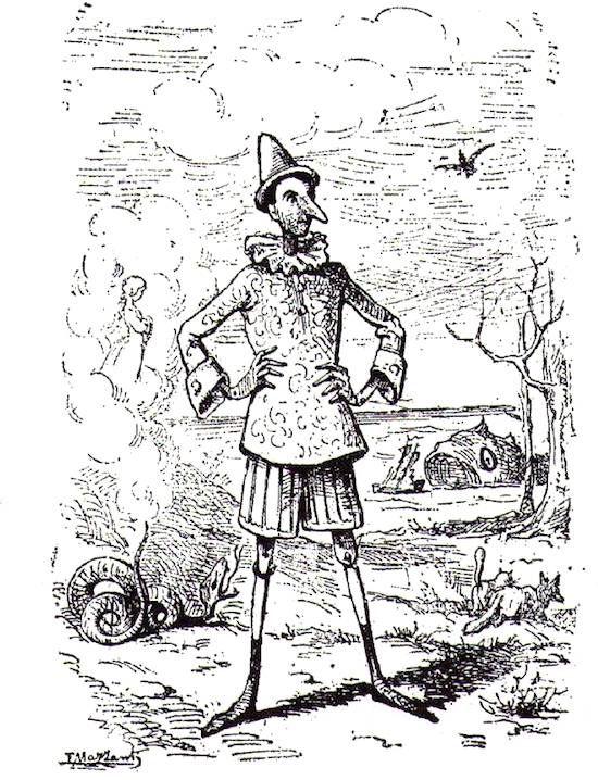 Pinokio Enrica Mazzantiego