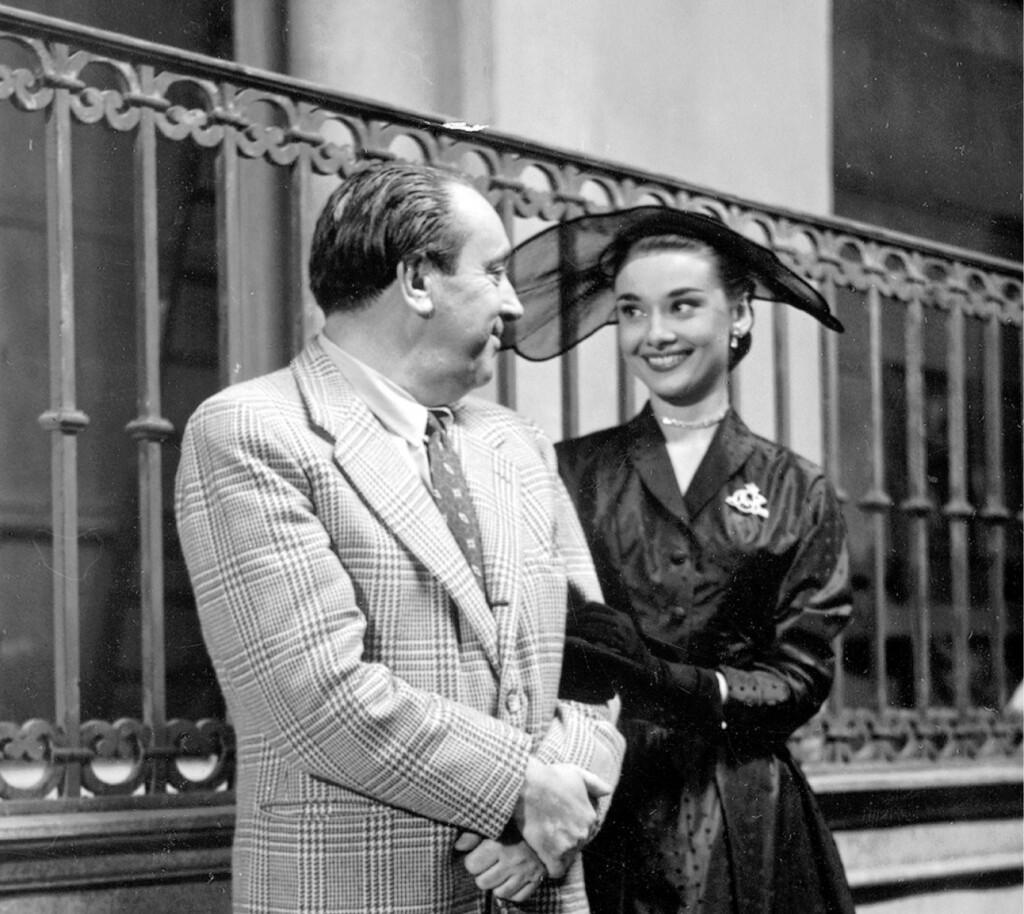 Z Audrey Hepburn