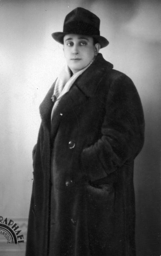 Waszyński w1930 roku