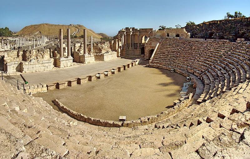 Amfiteatr, fot. Tango7174 / Wikimedia, GFDL