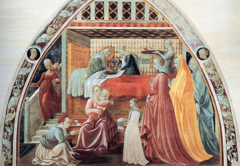 PAOLO UCCELLO, NARODZINY, 1435 R.