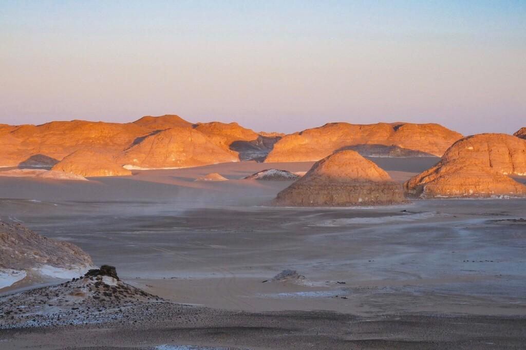Pustynia wEgipcie, fot. CharlesEi1 / Flickr, CC BY-ND 2.0