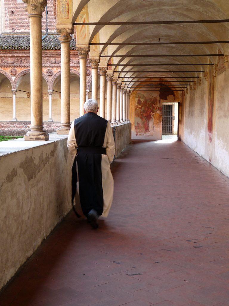 Certosa di Pavia, fot. lo.tangelini / Flickr, CC BY-SA 2.0