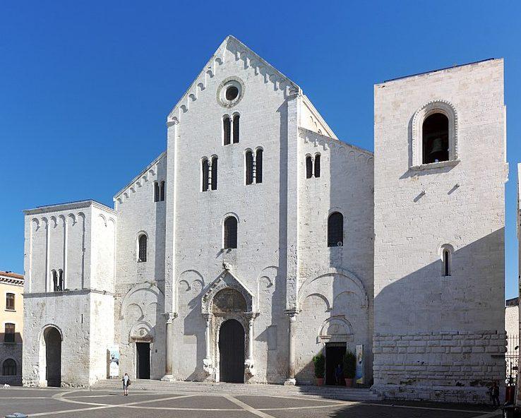 Bazylika wBari, fot. Berthold Werner / Wikimedia, CC BY-SA 3.0