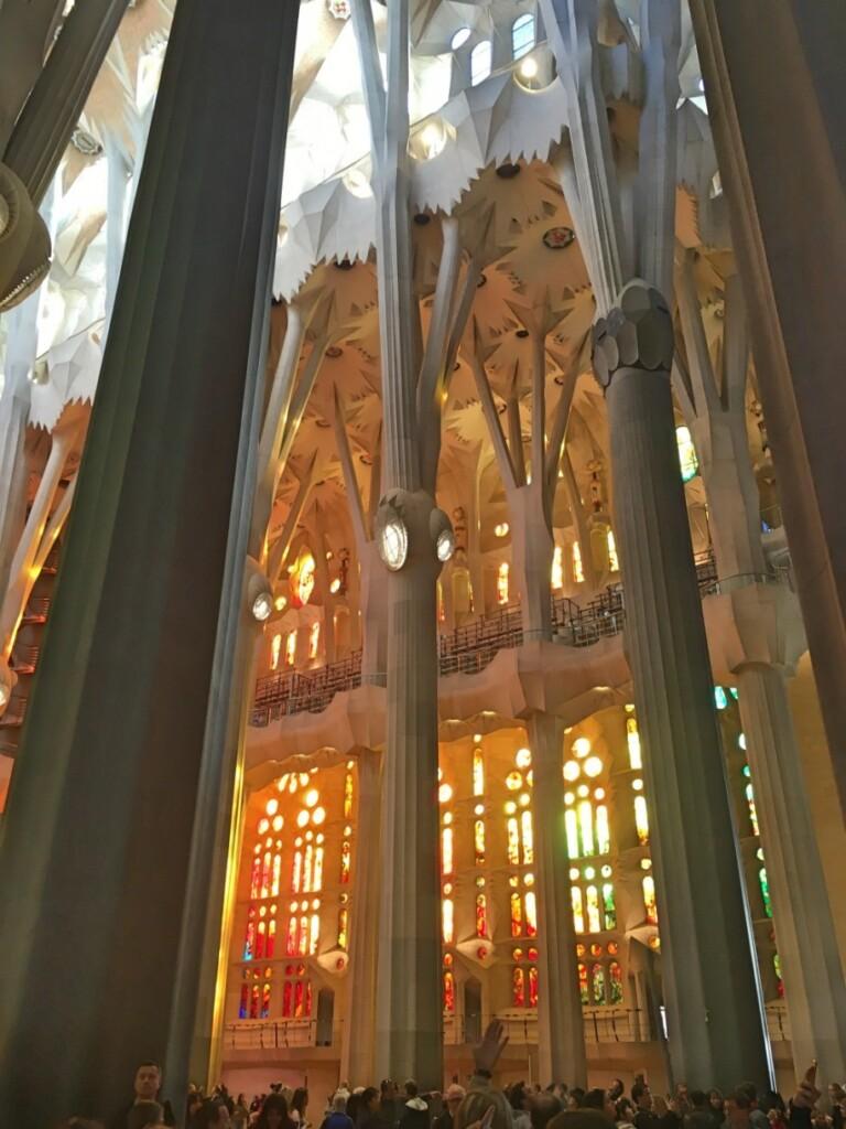 Gaudi tęsknił do natury zczasów swojego dzieciństwa. Fot. Julia Wollner