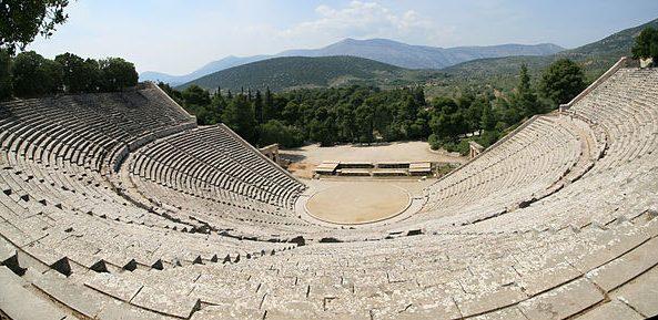 Epidauros_Theater4_P Chris ALC CC BY-SA 4.0