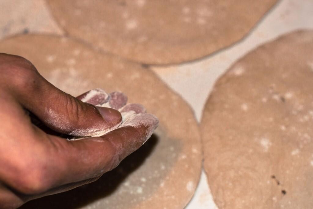 Marokański poranek pachnie świeżym chlebem