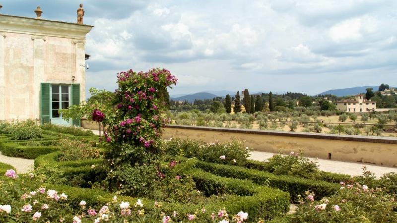 Giardino di Boboli, fot. Ed Webster, Flickr