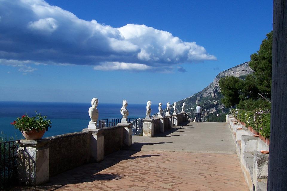 Villa Cimbrone wRavello