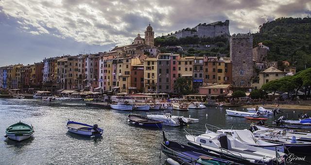 Porto Venere, fot. Gabriele Geraci / Flickr