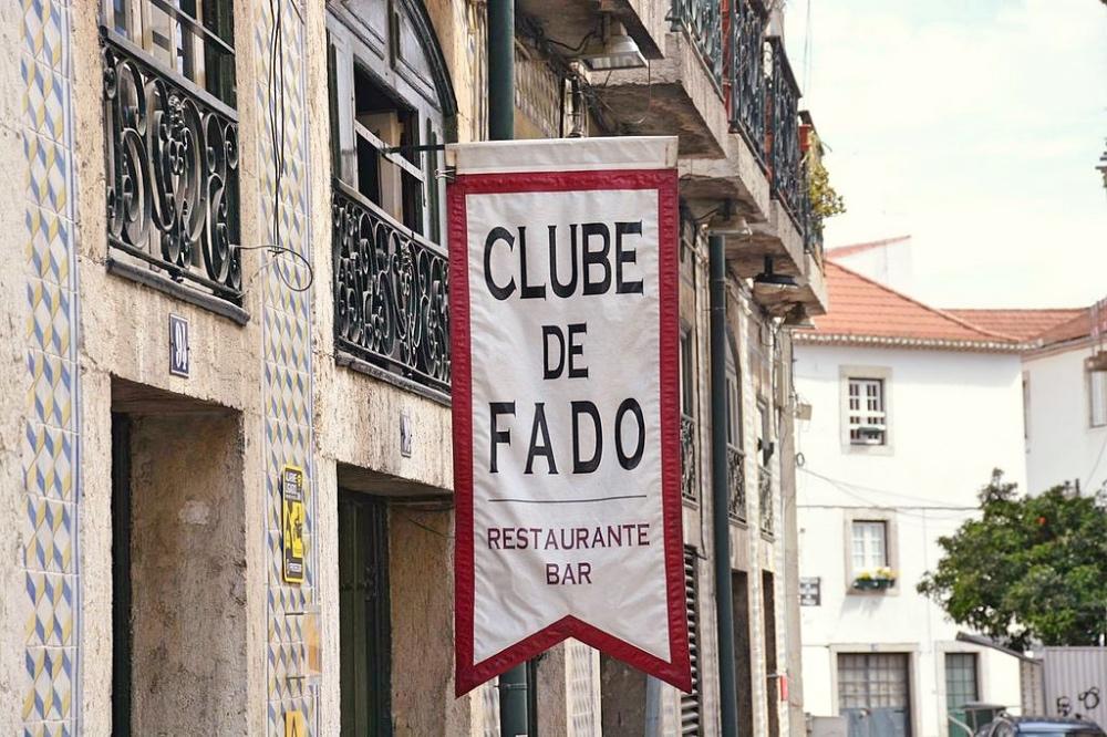 Klub Fado wLizbonie, fot. Paul Arps / Wikimedia, CC BY 2.0
