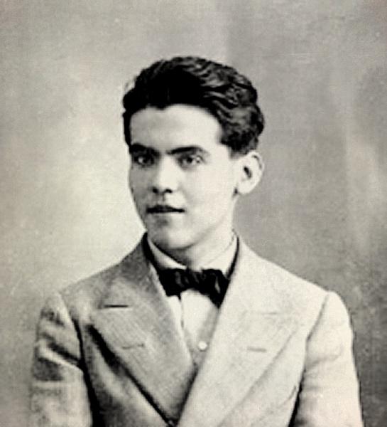 Lorca w1914 roku