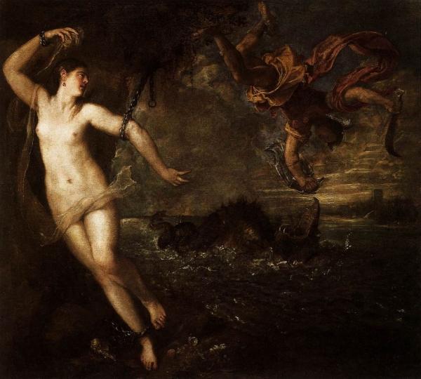 Perseusz iAndromeda