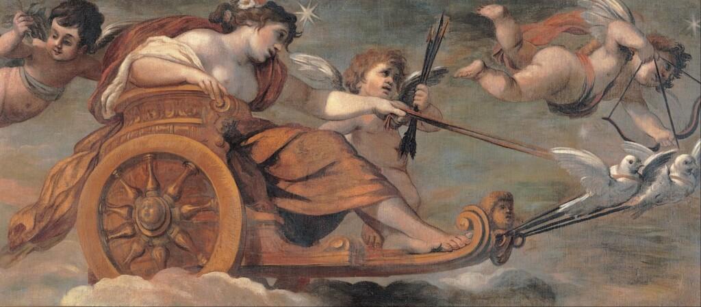Rydwan Wenus pędzla Pietra da Cortona, Muzea Kapitolińskie