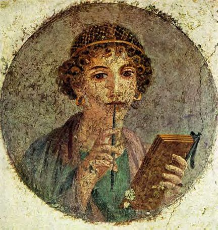 Słynne malowidło zokolic Wezuwiusza nie ma nic wspólnego zSafoną