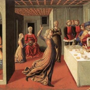 Benozzo Gozzoli, 1462, Narodowa Galeria Sztuki w Waszyngtonie