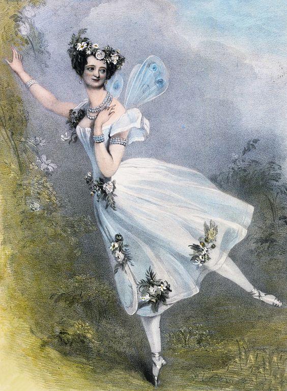 Maria Taglioni, 1831