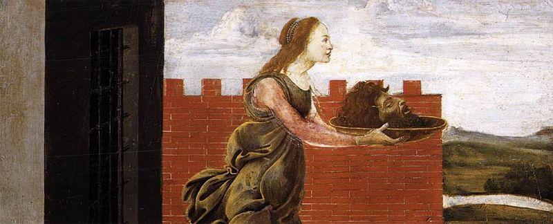 Sandro Botticelli, 1488, Galleria degli Uffizi we Florencji