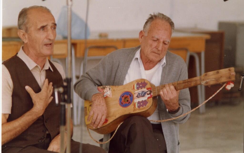 Andrea Sacco iAntonio Piccininno, fot. Ettore de Carolis, Associazione Culturale Carpino Folk Festival