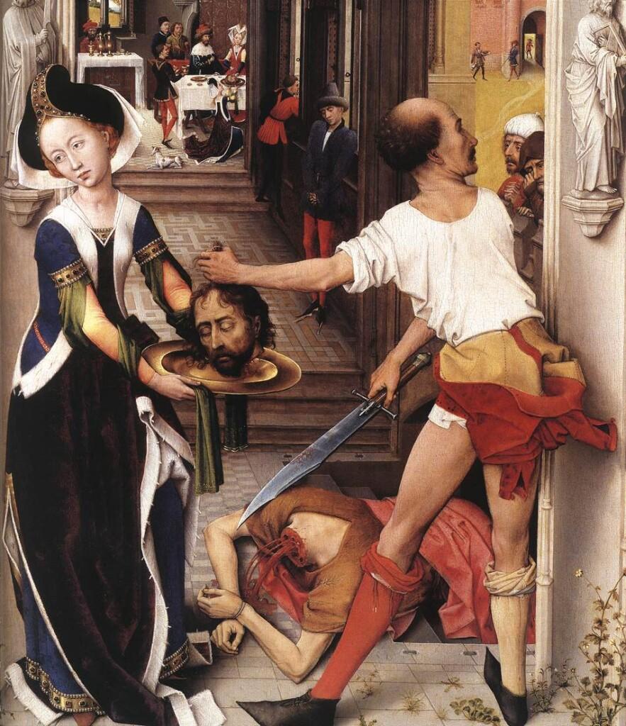 Rogier van der Weyden, 1455–1460, Gemäldegalerie wBerlinie