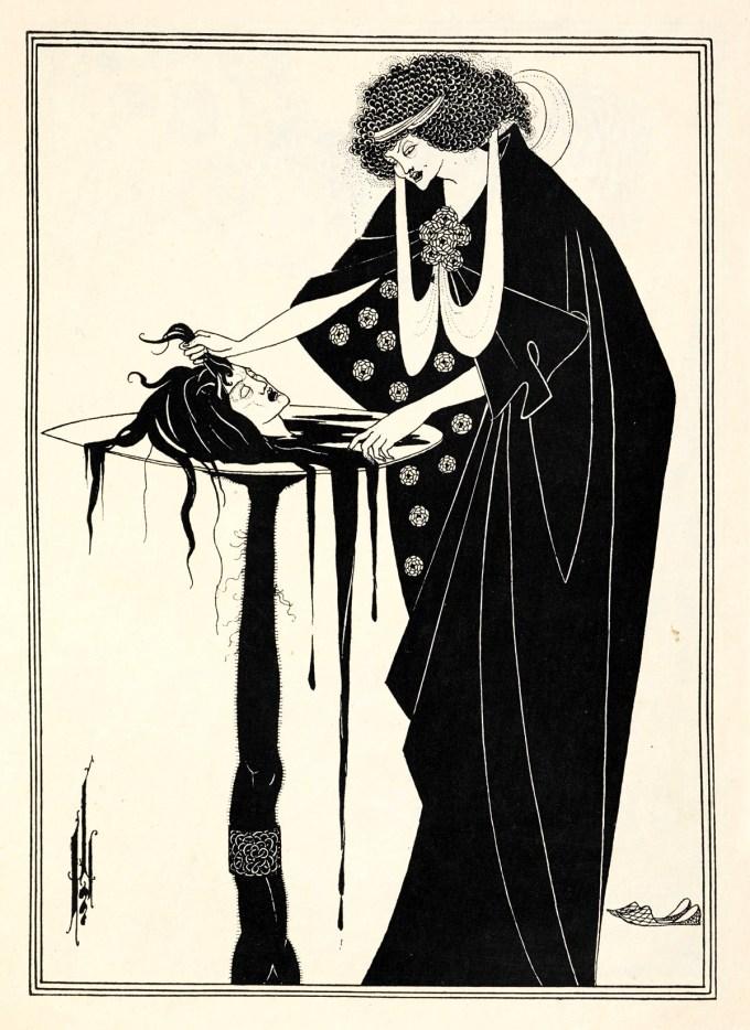 Aubrey Beardsley, 1893