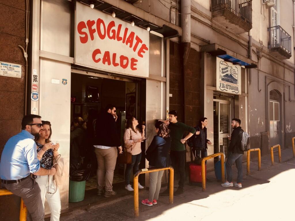 Sfogliatelle – najlepsze są właśnie tutaj!