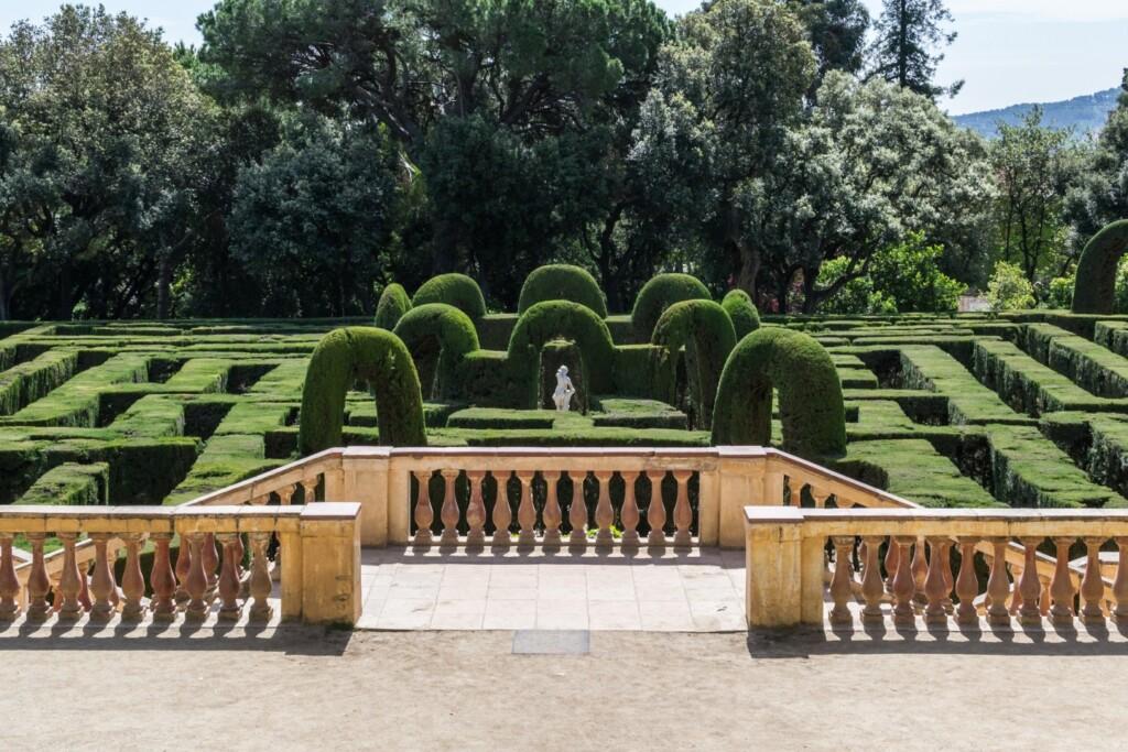 dconvertini Follow Parc del Laberint d'Horta, Barcelona, Spain